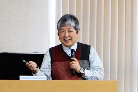 大阪大学 連合小児発達学研究科 研究科長 谷池 雅子氏